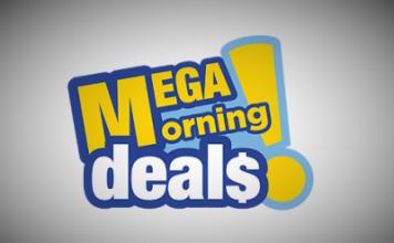 Mega Morning Deals