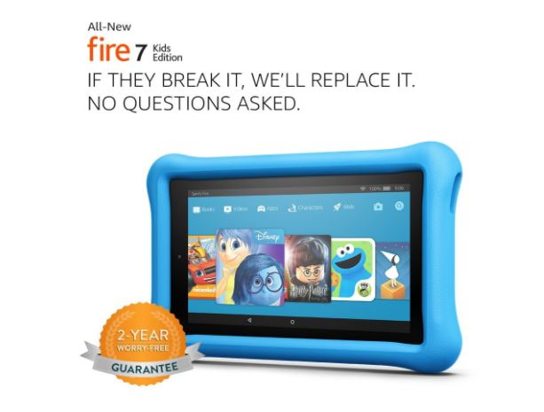 All-New Fire 7 Kids Edition Tablet Deal - Flash Deal Finder