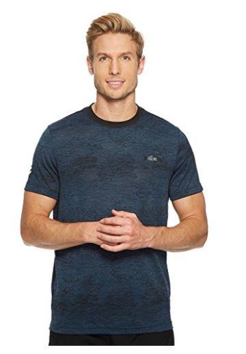 Lacoste Short Sleeve Jersey Stretch Deal Flash Deal Finder