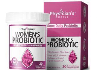 Prebiotics & Probiotics for Women