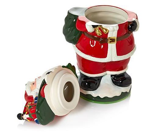 David S Cookies Holiday Cookie Jar Deal Flash Deal Finder
