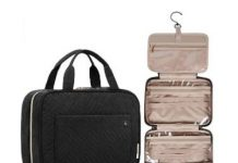BAGSMART Travel Toiletry Organizer and more