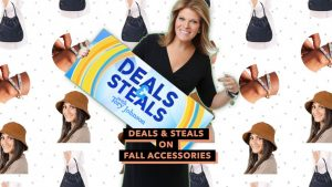 GMA Deals & Steals on fall accessories